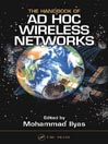 The Handbook of Ad Hoc Wireless Networks eBook
